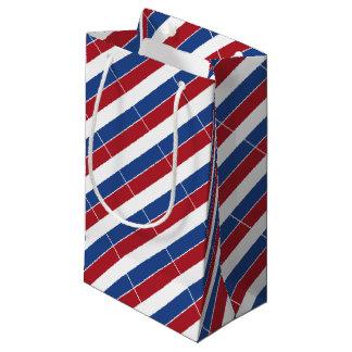 Netherlands Holland Patriotic Pattern Small Gift Bag