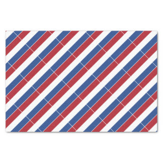 Netherlands Holland Patriotic Pattern Tissue Paper