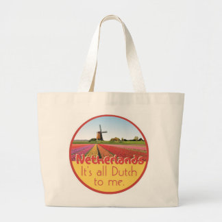 NETHERLANDS LARGE TOTE BAG