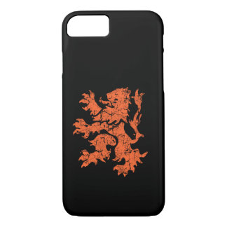 Netherlands Lion iPhone 8/7 Case