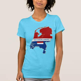 Netherlands Map Designer Shirt Apparel Him or Hers