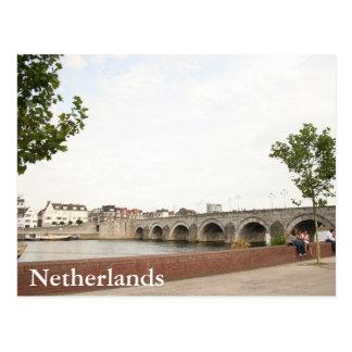 Netherlands Postcard