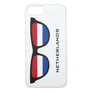 Netherlands Shades custom text & color cases