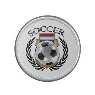 Netherlands Soccer 2016 Fan Gear Bluetooth Speaker