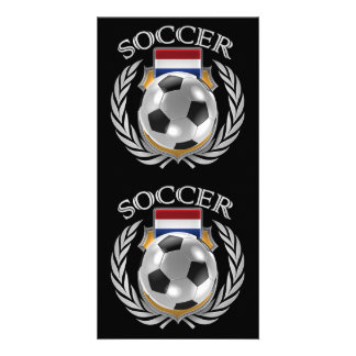 Netherlands Soccer 2016 Fan Gear Picture Card