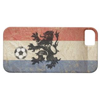 Netherlands Soccer iPhone 5 Case