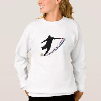 Netherlands Soccer Sweatshirt