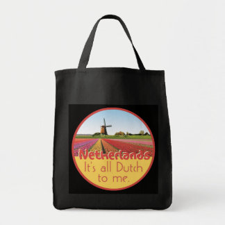 NETHERLANDS TOTE BAG