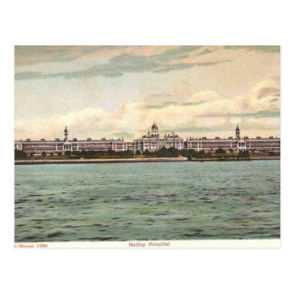 Netley Hospital - Southampton - Hampshire Postcard