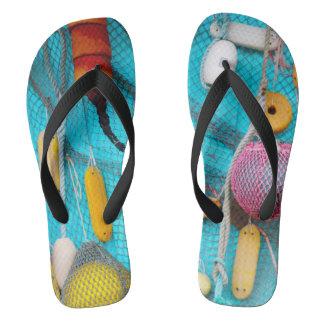 Nets N Buoys Flip Flops