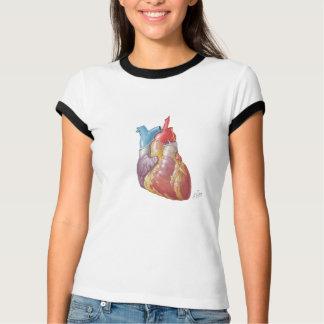 Netter Heart Ladie's T-shirt