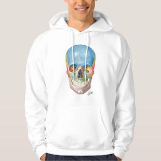 Netter Skull Hooded Sweatshirt