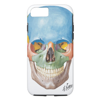 Netter Skull iPhone 7 case