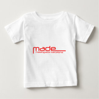 network-made-w-smalltext baby T-Shirt