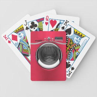 Network Washing Machine Bicycle Playing Cards