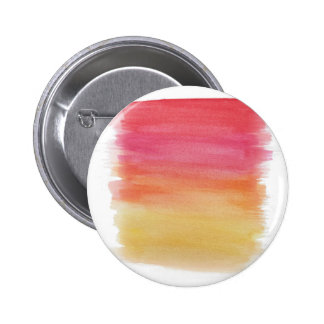 NETWORK WATERCOLOR CLOCK 2 INCH ROUND BUTTON