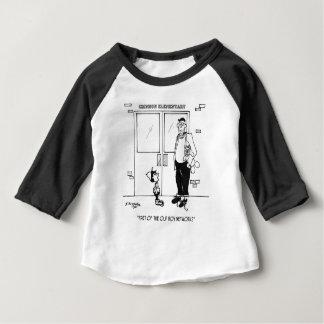 Networking Cartoon 3011 Baby T-Shirt