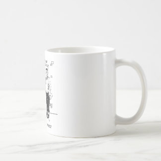 Networking Cartoon 3011 Coffee Mug