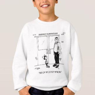 Networking Cartoon 3011 Sweatshirt