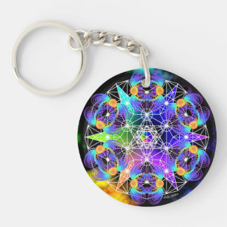 Networking/Inner Strength Keychain