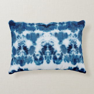 Neue Boho Shibori Accent Pillow