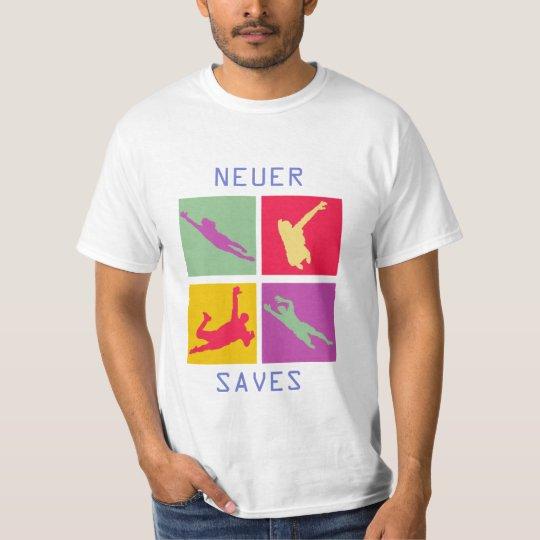 Neuer Saves Tee Shirt