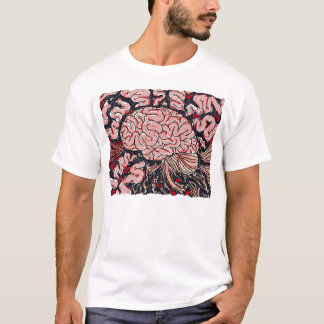 Neural Carnival of Entertainment and Lies T-Shirt