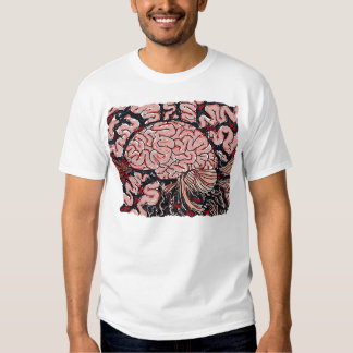 Neural Carnival of Entertainment and Lies Tshirts