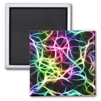 Neural Network Electrified Magnet