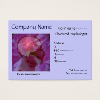 Neuro/psychologist/neurologist business card... business card