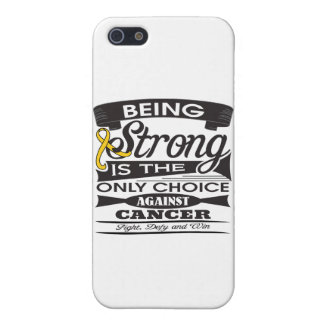 Neuroblastoma Strong is The Only Choice iPhone 5/5S Case