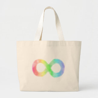 Neurodiversity Large Tote Bag