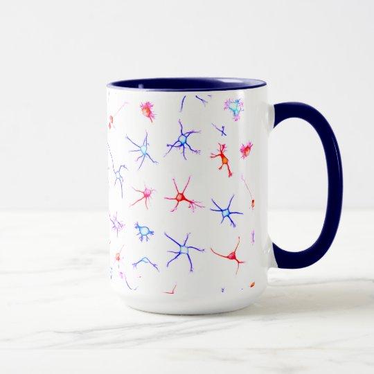 NeuroGalaxy (negative pic) cup