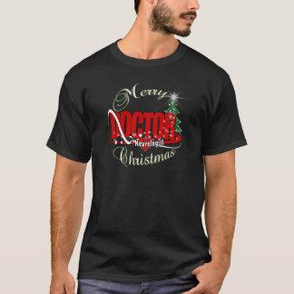 NEUROLOGIST DOCTOR MERRY CHRISTMAS T-Shirt