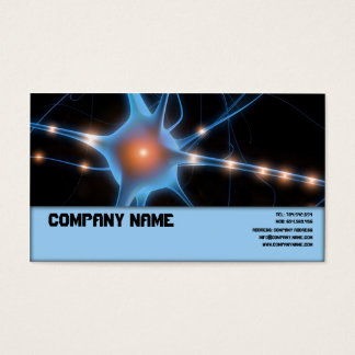 Neurologist Doctor Private Medical Clinic Aid Business Card