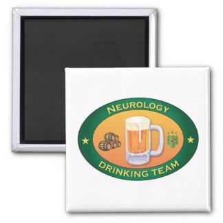 Neurology Drinking Team Magnet