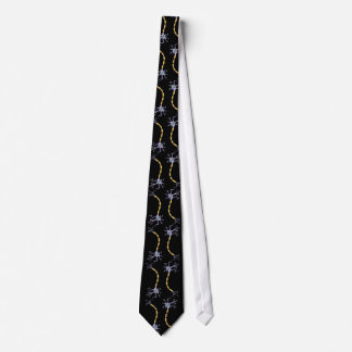 neuron connection pattern tie