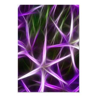 Neurones Carton D'invitation 8,89 Cm X 12,70 Cm