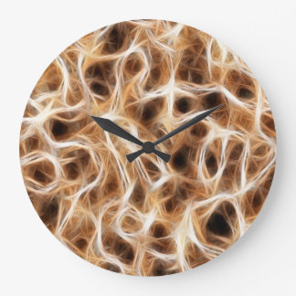 Neurons Nerves Large Clock