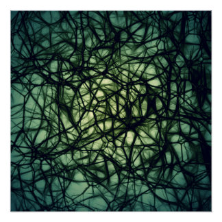 Neurons Perfect Poster