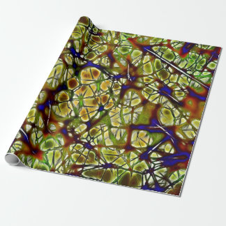 Neurons Wrapping Paper