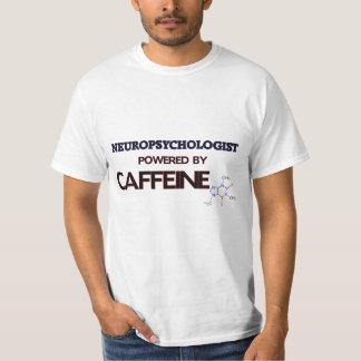 Neuropsychologist Powered by caffeine T-Shirt