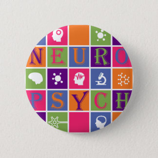 Neuropsychology - Gifts for Neuropsychologists 2 Inch Round Button