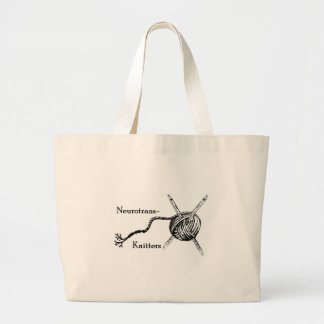 Neurotrans-Knitters bag