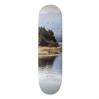 Neusa Lake, Colombia Skateboard Deck