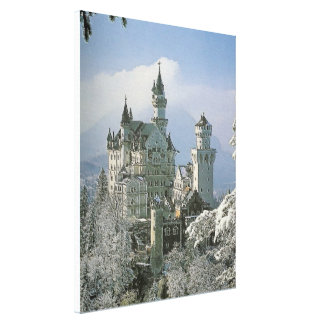 Neuschwanstein Canvas Print
