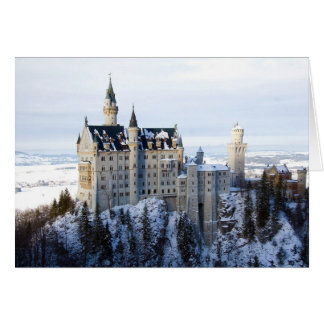 Neuschwanstein Castle 4 Card
