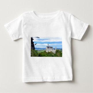 neuschwanstein castle baby T-Shirt