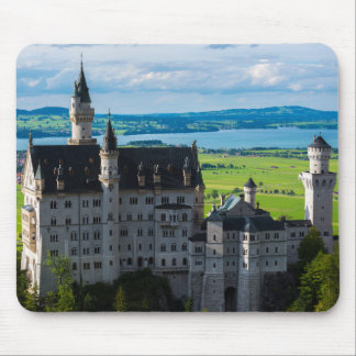 Neuschwanstein Castle - Bavaria - Germany Mouse Pad