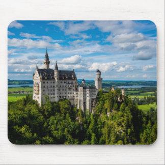 Neuschwanstein Castle - Bavaria - Germany Mouse Pad